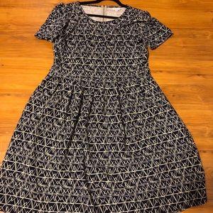 2X Amelia Dress